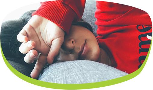 anxietatea, insomnia sau dificultăţi în a face faţă stresului